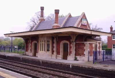 Culham Station: Revered as one of the last unaltered Stations